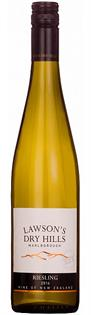 Lawson's Dry Hills Riesling 2013 750ml